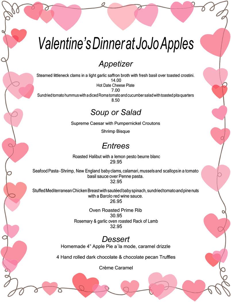 Valentines Diner